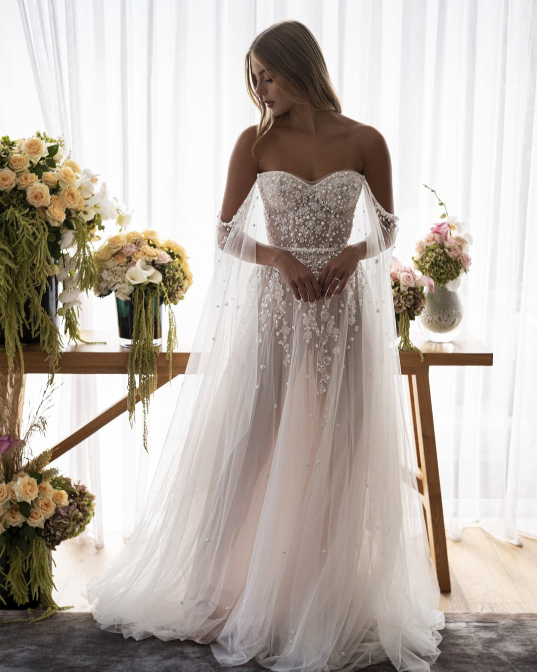 best wedding dresses a line sweetheart neckline strapless beach grebenau