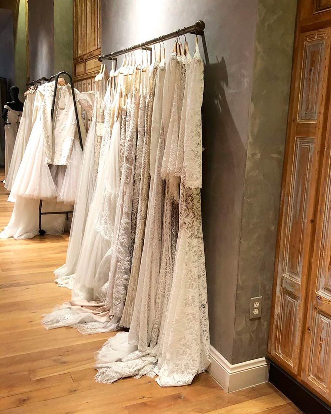 best bridal salon in NYC dress designs bhldn