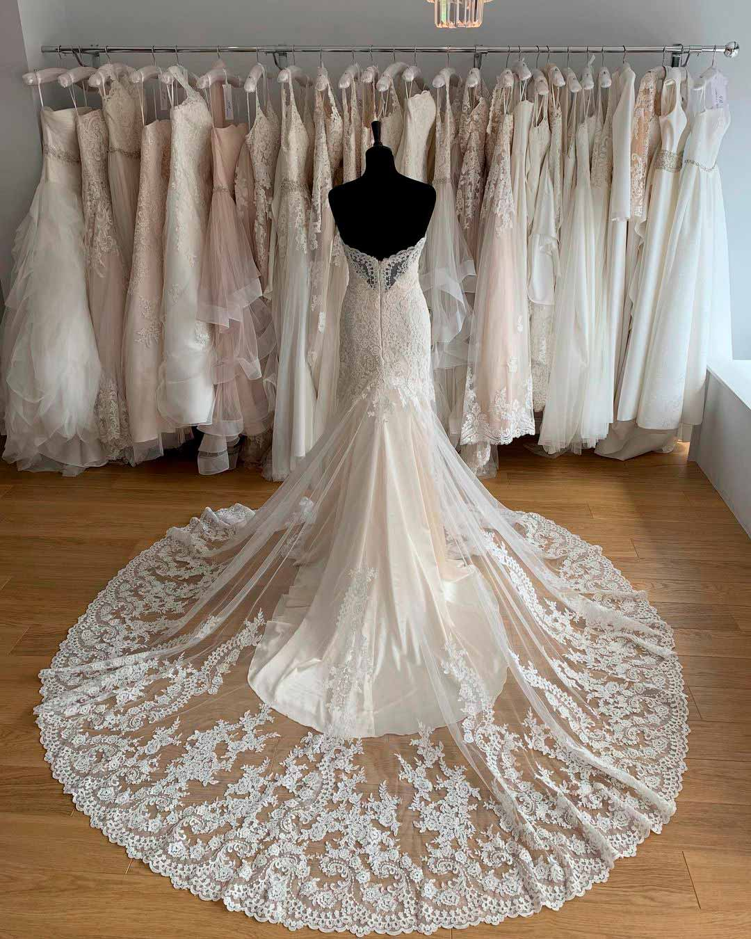 best bridal salon in NYC dress