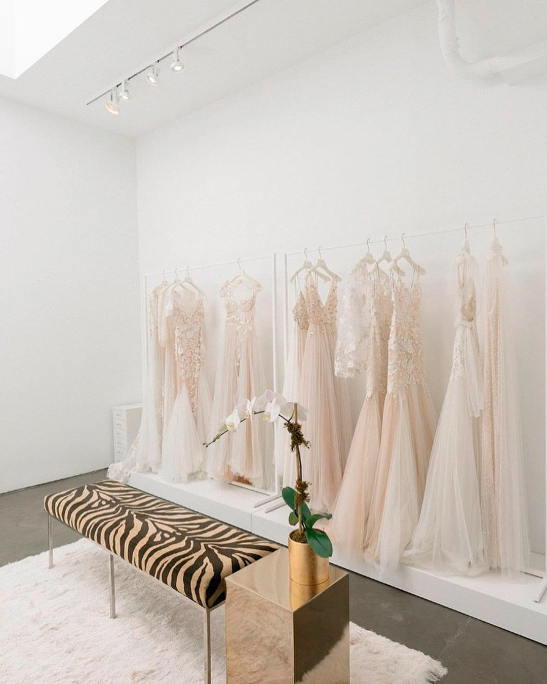 best bridal salons in NYC spina hall