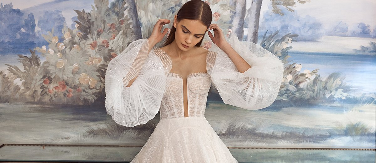 "Galia Lahav 2021 Wedding Dresses — ""Dancing Queen"" Bridal Collection"