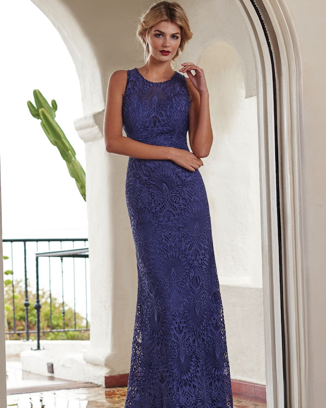 mother of the bride dresses floor length sheath lace navy maxi jasminebridal