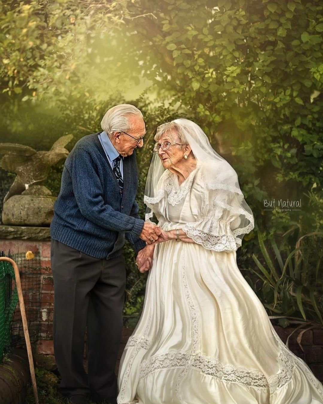 popular instagram posts 2020 old wedding from 68 years butnaturalphotography