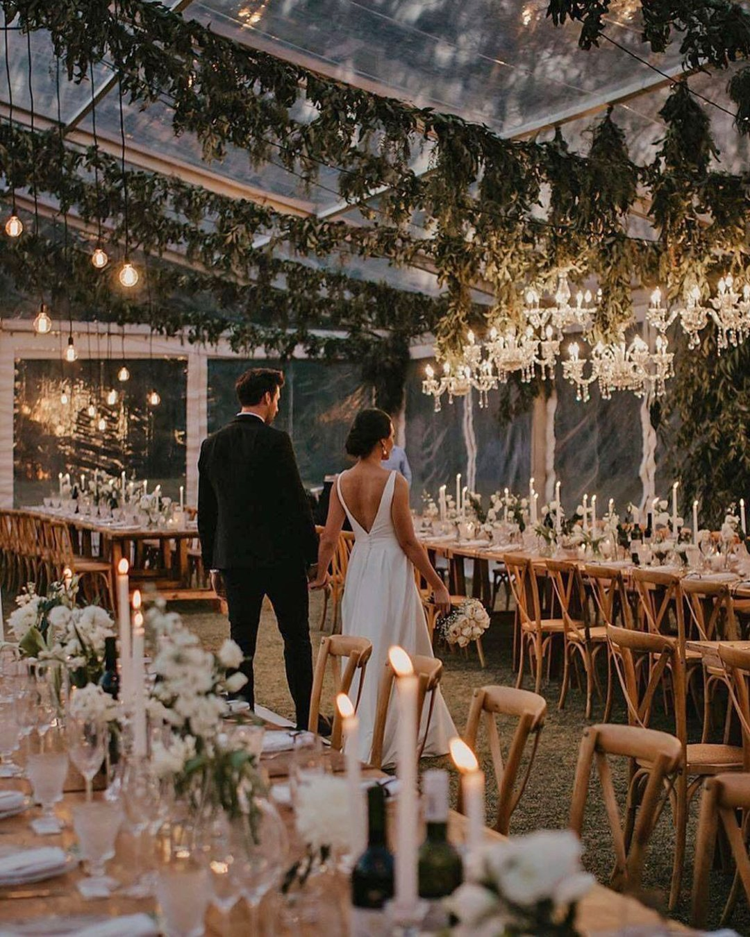 popular instagram posts 2020 venue with candle greenery boho vanillaphotography