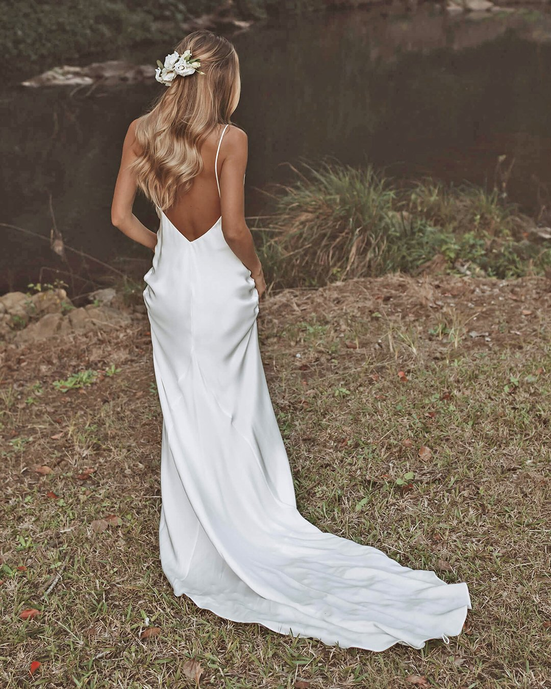country style wedding dresses sheath simple with spaghetti straps sexy beach grace loves lace