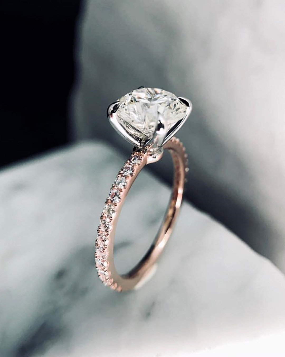 engagement ring insurance rose gold rings