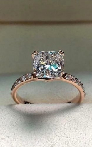 engagement rings for women mail photo