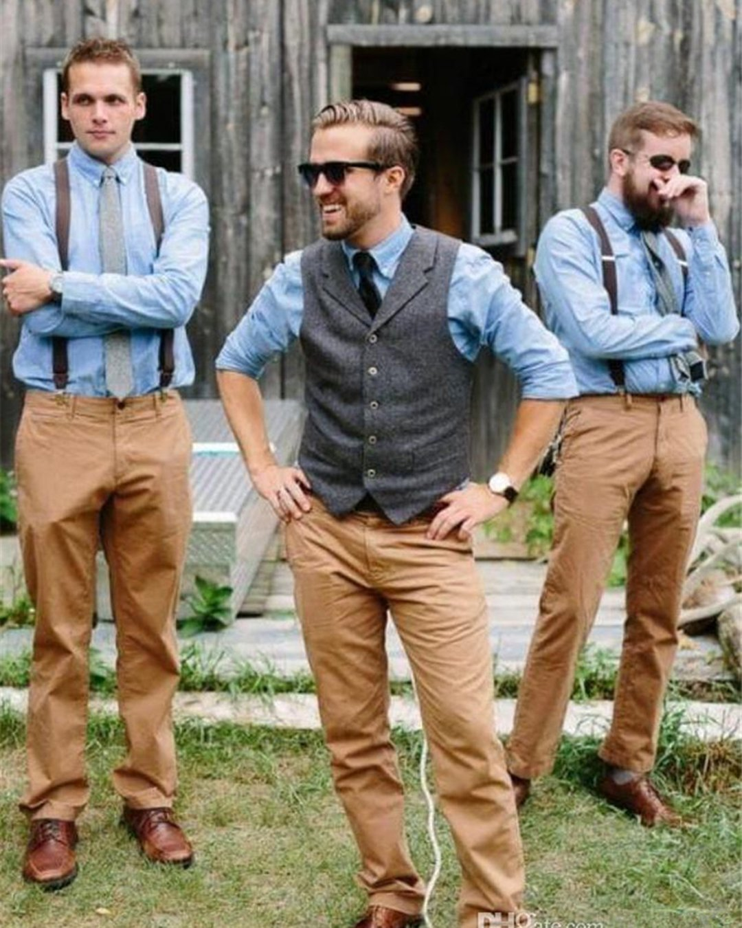 groom suits vest country boho dan stewart