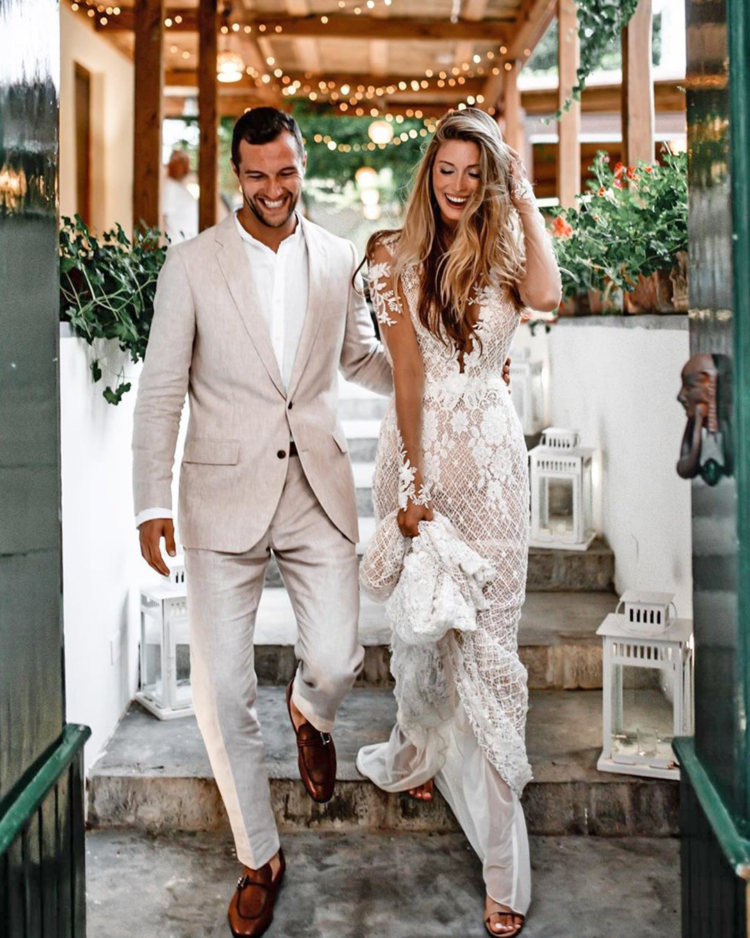 groom suits white jacket casual stylish country tali photography