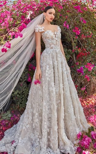 spring wedding dresses featured
