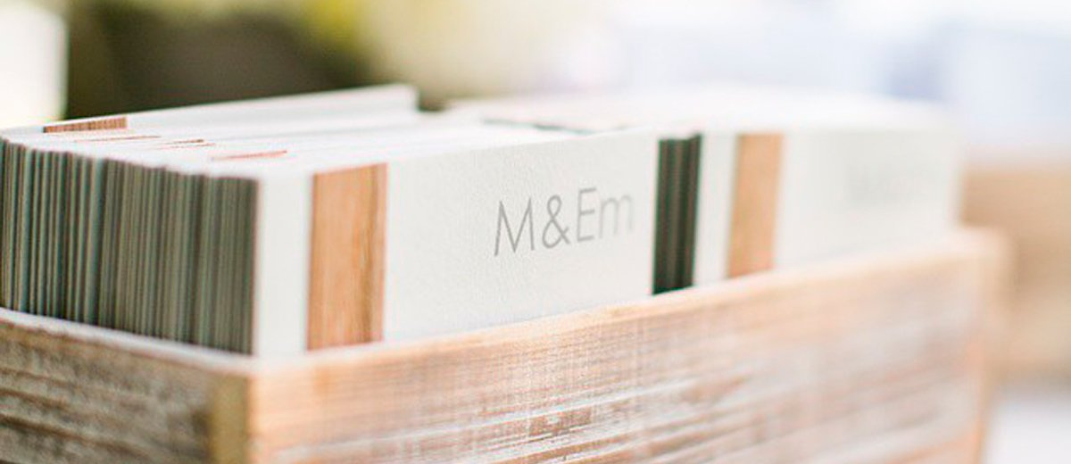 22 Great Tips To Creating Amazing Wedding Programs