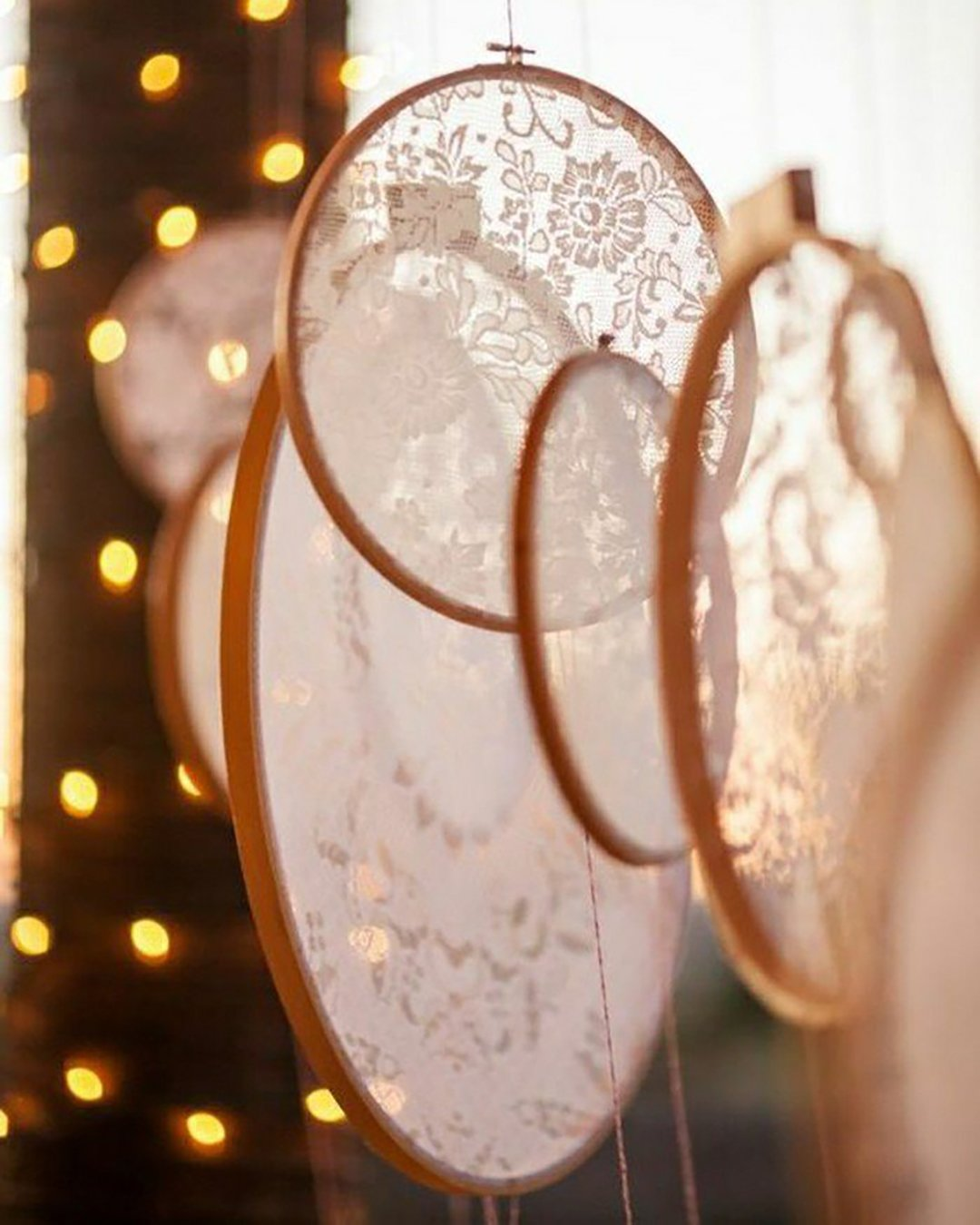 cheap boho decor lace hoops wedding simply kissed photography