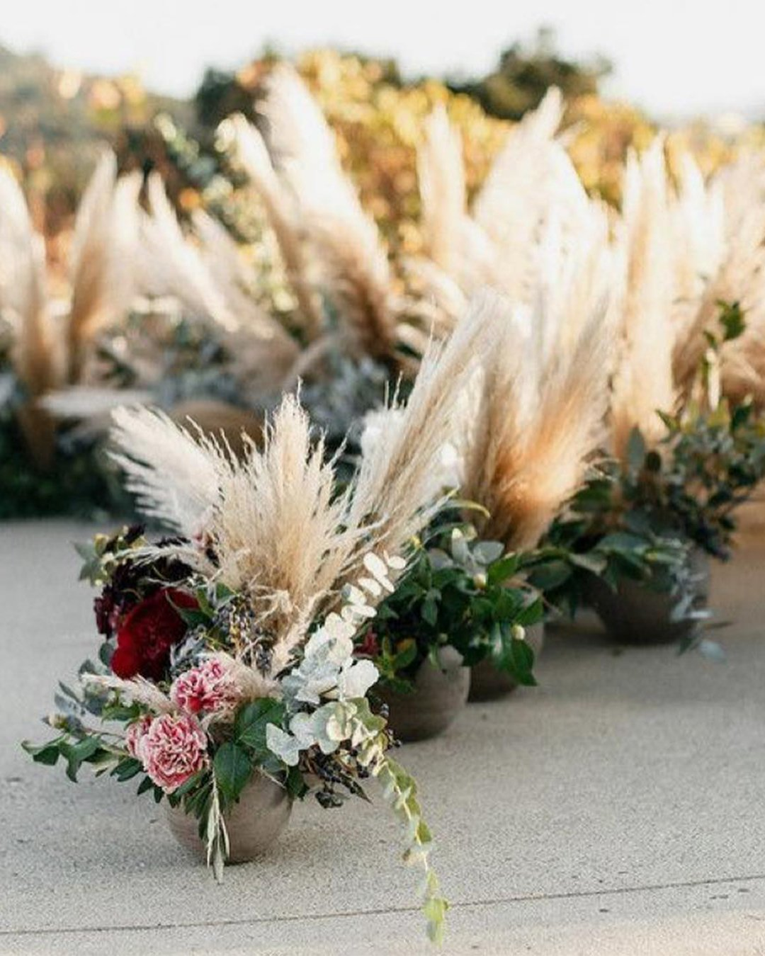 cheap boho decor pampas grass decor Taralynn Lawton Photographe