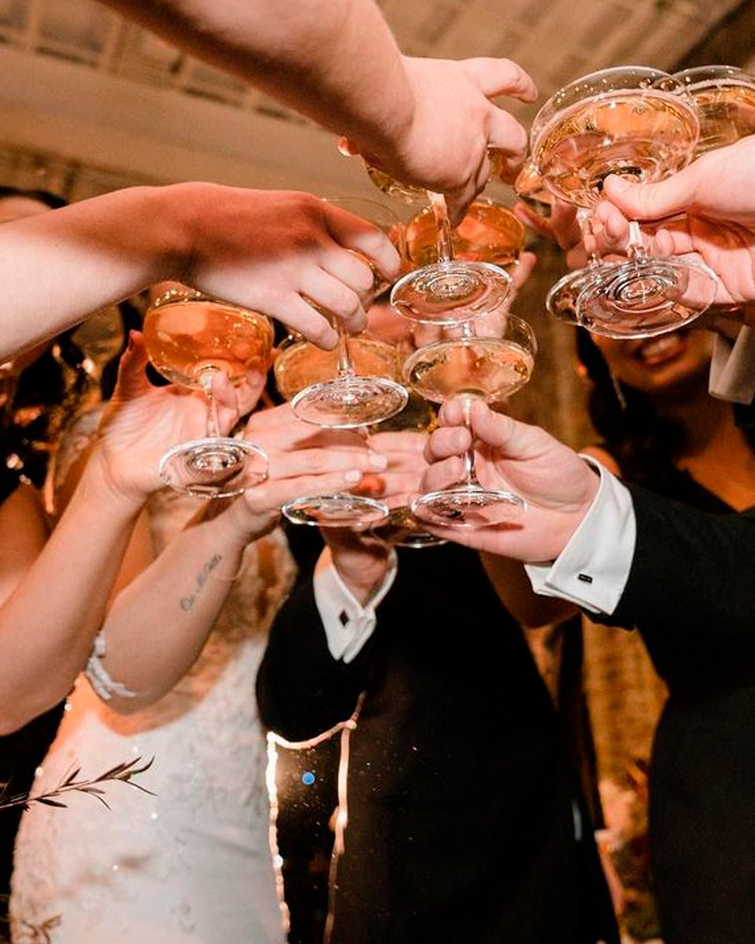 top wedding guest complaints avoid toasts